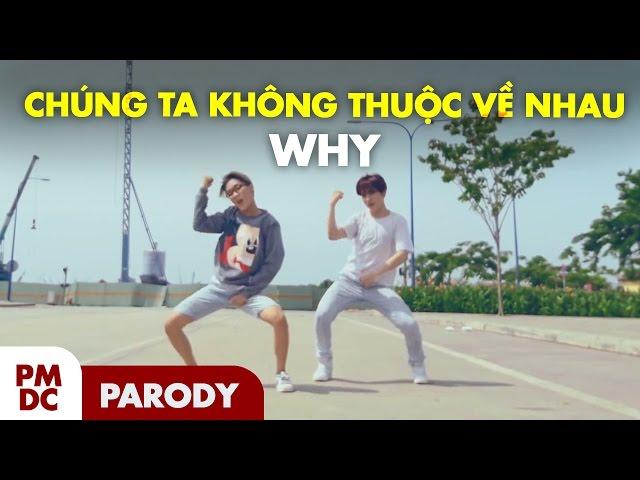 KHỚP 11   CHÚNG TA KHÔNG THUỘC VỀ NHAU động tác WHY   Panoma Dance Crew - Sơn Tùng M-TP - Tae Yeon
