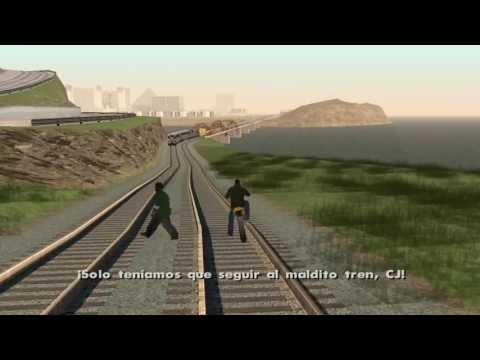 Por Que La Mision Del Tren En San Andreas Es La Mas Famosa De Todas Games Legacy