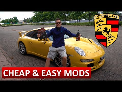 10 cheap and easy Porsche 911 997 Mods