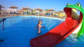 Anabella in piscina din Egipt | Anabella Show