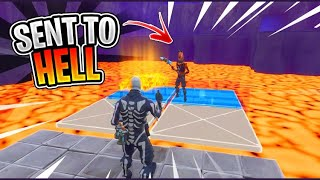 Sending Scammers To Hell For Their Inventory! (Scammer Gets Scammed) In Fortnite Save The World Pve