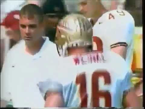 Seminole Moment: Chris Weinke
