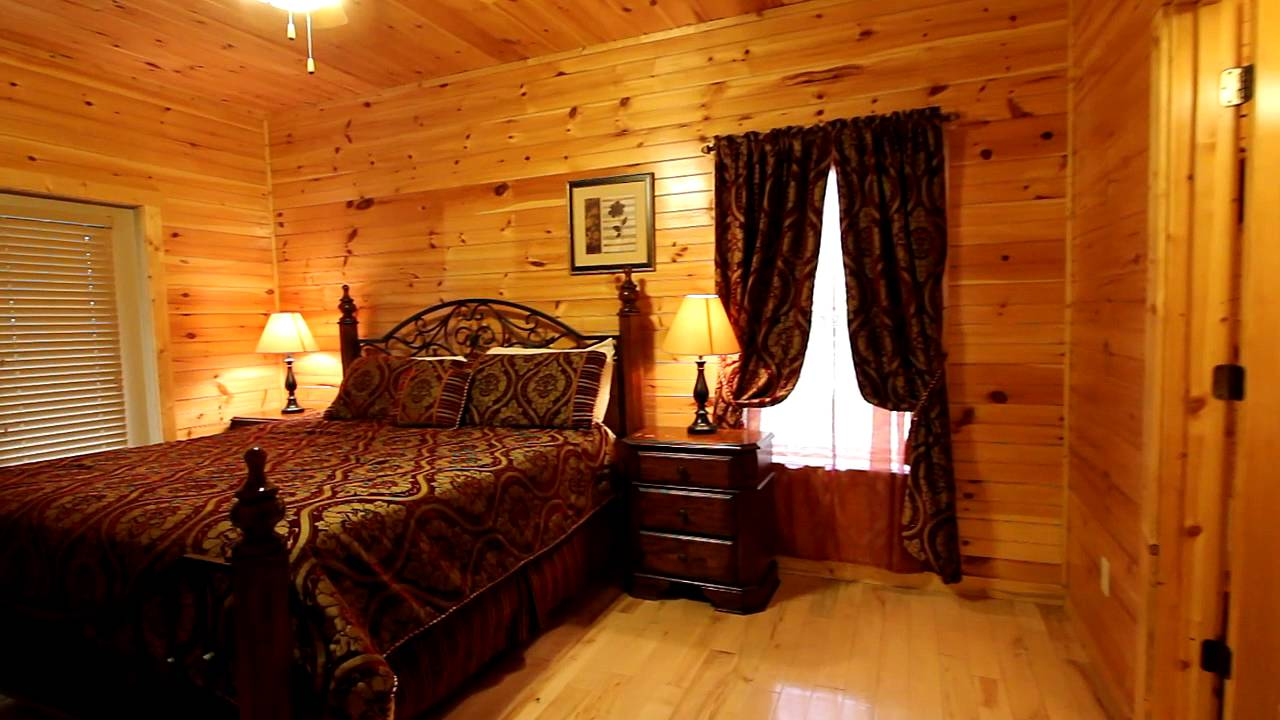 1 In A Million 4 Bedroom Pigeon Forge Cabin Near Dollywood Cabins Usa 2014 Youtube