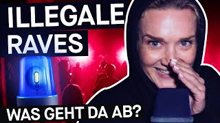 Gambar cover Illegale Techno-Raves: Adrenalin-Kick bis die Polizei kommt || PULS Reportage