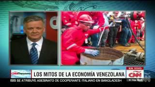 Cinco mitos de la economía venezolana