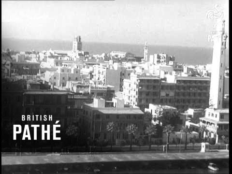 Selected Originals - UN Force Gets Down To Work Aka Aerial Port Said / Gaino (1956)