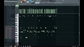 Como Descobri notas de sample no Fl STUDIO pelo edison!