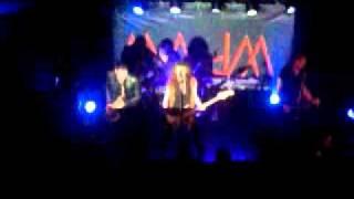 Melissa Auf Der Maur ft. Jorgen Munkeby - My Foggy Notion ( live in Istanbul )