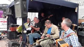 BAYERISCH IRISH at Grand Parade Food & Folk  - Cork Folk Festival, Cork, Ireland  03.10.15