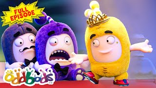 Oddbods | Bubbles' Dancing Shoes | FULL EPISODE | Funny Cartoon For Kids