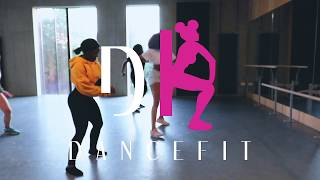 D'Tunes ft Skales - Love You Properly (@dkdancefit Choreo - Afrobeats Dance Class)