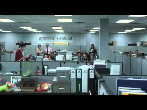 Office Space Gangsta