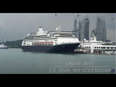 SE Asia Volendam Cruise 2017