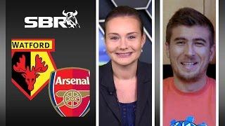 Watford vs Arsenal 17.10.15 | Premier League Match Betting
