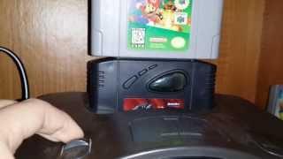 How to Play Import Nintendo 64 Games Using GameShark 64!