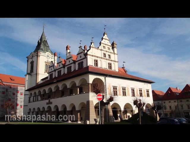 Левоча достопримечательности / Levoča attractions