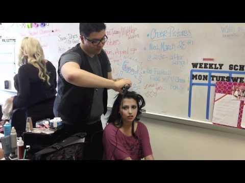 Salon Success Academy Styles Beauty & The Beast Production