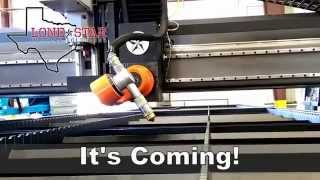 Lone Star Cutting Solutions 5 Axis CNC Plasma Cutter