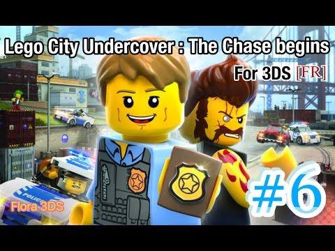 [Lego City] #6 : Allons cherchez une voiture !