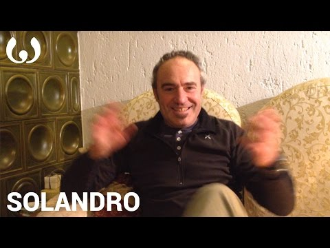 WIKITONGUES: Andrea speaking Solandro