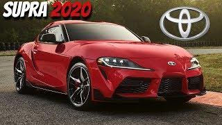Novo Toyota Supra 2020 - A lenda está de volta! | Top Carros