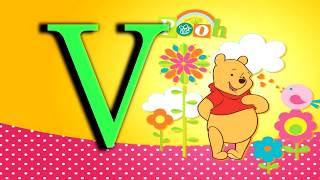 ABC Alphabet Phonics Nursery Rhymes Songs for Kids from Miss Lana