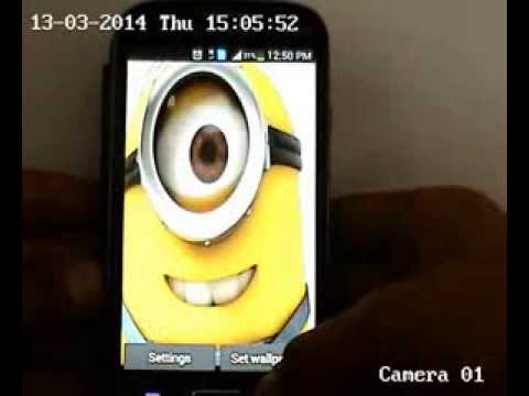 Minion 4 In 1 HD LWP Android 40