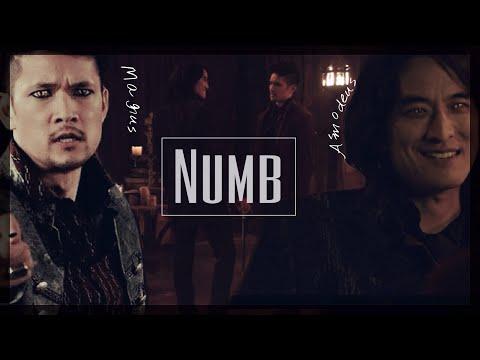 [Magnus Bane] Numb [+Asmodeus]