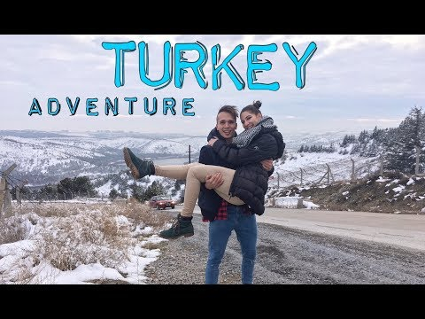 Turkey Ankara | First couple travel adventure | New Year 2018 | Patryk Kmet