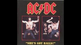 "AC DC - 1979 ""SHE'S GOT BALLS!"" STAGE COLLEGE, USA (FULL BOOTLEG) METALLICOSICK"