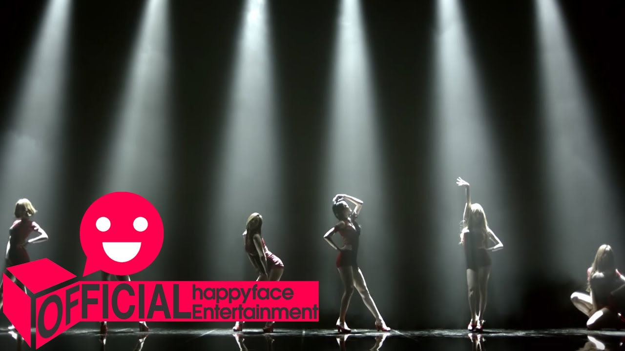 Il Video più Hot e Censurato della Korea  JOKER  delle DalShabet