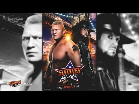 WWE: PPV SummerSlam 2015 1st Official...