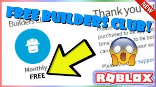 It Is POSSIBLE To GIFT BUILDERS CLUB on ROBLOX (PROOF)