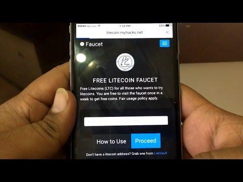 Earn Free Litecoin Up To $40 LTC - SatoshiLite