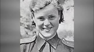 Женщины - лётчици истребители ВЕЛИКОЙ Отечественной войны