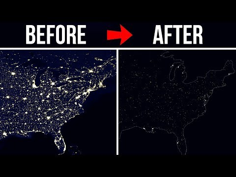 What if A Global Blackout Happened Today?