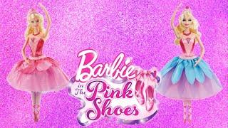 Barbie em As Sapatilhas Mágicas - Kristyn Review PT