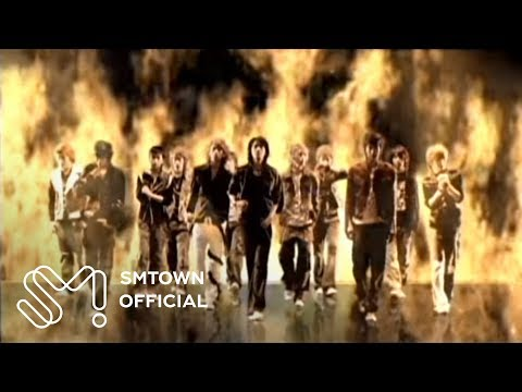 SUPER JUNIOR 슈퍼주니어 'Twins (Knock Out)' MV