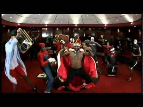 Harlem Shake Top 10 PRO Sports Compilation
