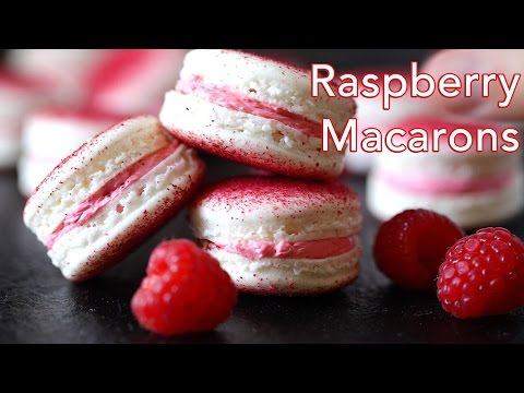 Best French Macarons Recipe - How To Make French Macarons