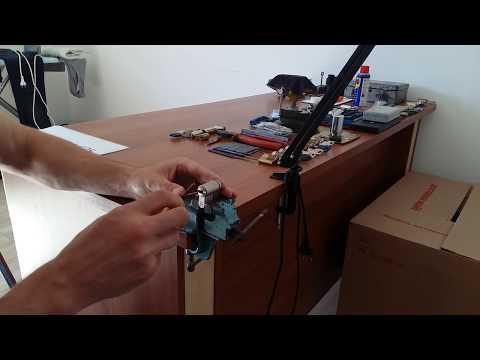Взлом отмычками MOTTURA C28  Вскрытие цилиндра MOTTURA_C28 6PIN