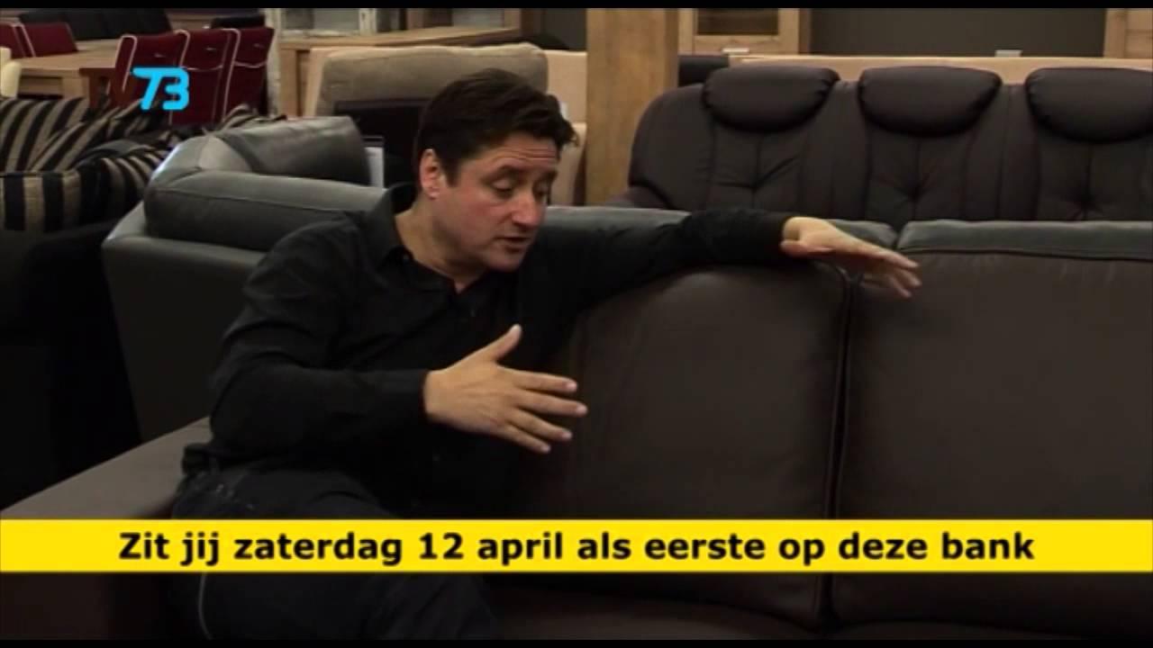 Leren Bankstel Gratis.Top Meubel Outlet Presenteert Een Mega Actie 12 April Gratis Leren Bankstel