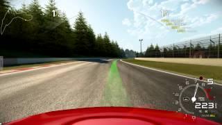 Auto Club Revolution - Gameplay - BMW M3 - Test Drive - Circuit de Spa