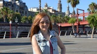 VLOG: Я покажу вам город BARCELONA(Я расскажу вам все о Барселоне и проведу вам мини Барселона тур! Город Барселона приветствует всех!Экску..., 2013-09-07T08:22:06.000Z)