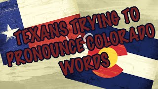 Download lagu Texans Try to Pronounce Strange Colorado Words MP3