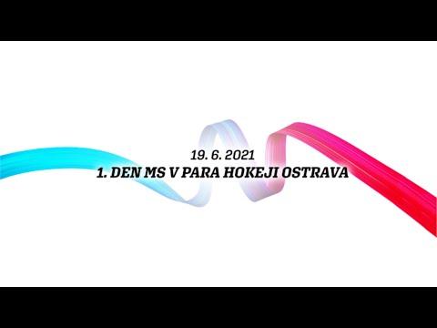 PARA OSTRAVA 2021   DEN 1   DAY 1