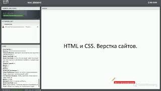 Урок 1. Основные понятия в веб-разработке
