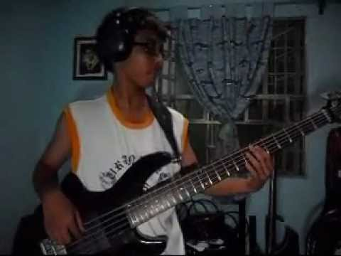 Yahweh (the Lifter) Bass Cover