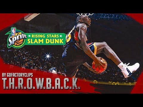 Throwback: INSANE Dunks @ 2003 NBA All-Star Dunk Contest - J-RICH SHOW!