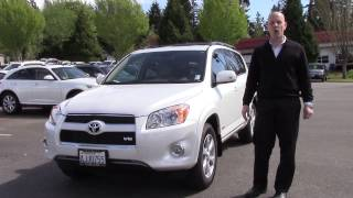 2012 Toyota RAV4 V6 Limited review - Buying a Rav4? Here's the complete story!